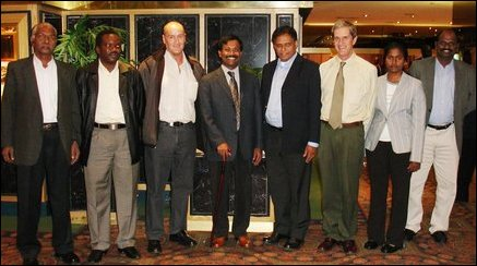 LTTE Delegation in South Africa