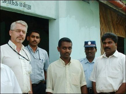 LTTE releases policeman