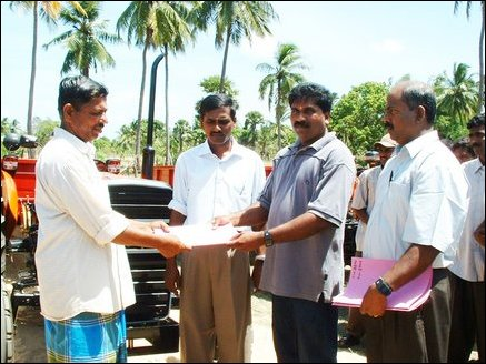 SEDB helps farmers