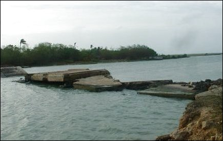 Thondamanaru Bridge