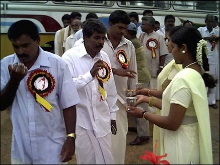 Tamil National Convention in Vavuniya