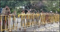 Security beefed up in Colombo