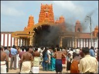 Image result for Nallur temple