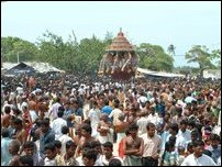 Selvachanninthy Chariot Festival