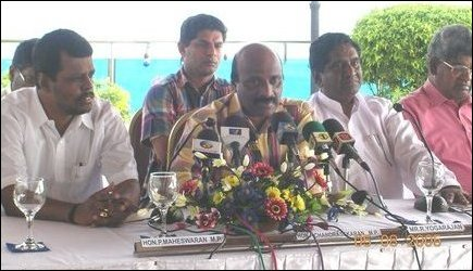 Press meet to support Protest