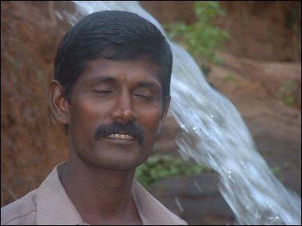 Pasupathy Radhakrishnan (40), married with 3 children, is a carpenter by profession. His model hydro generator has significant utility value and organizations are showing interest in expanding the deployment to other villages. Even smaller scale systems called pico-hydros are also used in Latin American countries.
