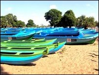 Boats given to Kalladi Fishermen