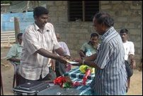 Loan for Kilinochchi merchants