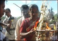Tamil National Resurgence Convention in Mullaithivu
