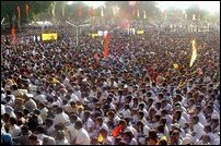 Tamil Resurgence today at Mullaitivu