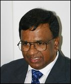 Mr. P. Nadesan, Chief of Tamileelam Police