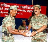 LTTE civil force pass out in Trincomalee