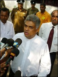 SL Presidential Elections nomination day