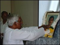 Nimalarajan remembered