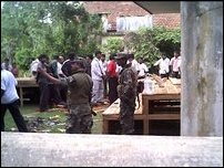 Vavuniya Resurgence Committe office attacked