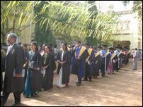 Jaffna campus convocation