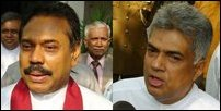 Rajapakse and Wickramsinghe