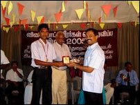 Sports youth felicitated