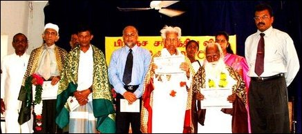 Trinco Leaders felicitated