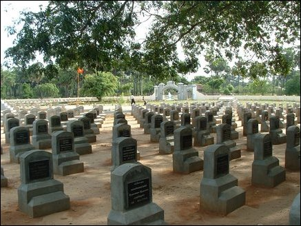 Kopay Martyr's Cemetary, Reconstructed
