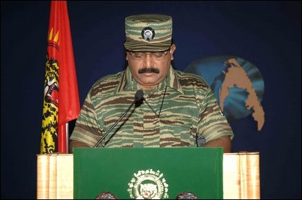 LTTE leader's Martyrs Day speech
