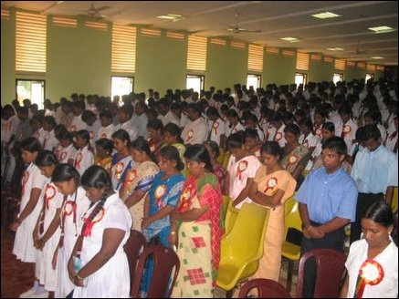 Student resurgence convention, Jaffna, 11 November 2005.