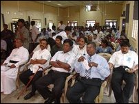HR Day in Kilinochchi Cultural Hall