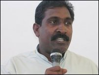 Mr. S. Jeyananthamoorthy, Batticaloa TNA MP