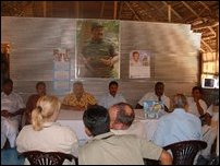 Vavuniya SLMM meeting