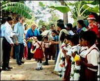 SciSL supported Early Childhood Centre opened in Sambaltivu