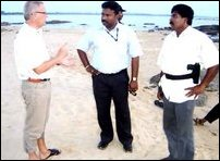Norway island attack by SLN draws warning from LTTE.