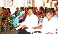 EI pays compensation to tsunami affected NE Tamil teachers.