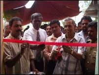 Navithanveli PS office opening.