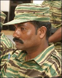 LTTE Commander Ramanan