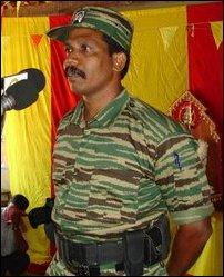 LTTE Commander Col. Ramesh