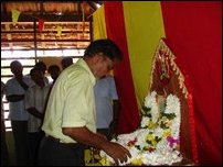 Vanni mourns Col. Ramanan's death
