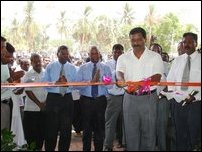 Hospital opened in Kilinotchchi