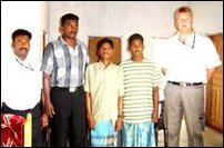 LTTE hands over fishermen