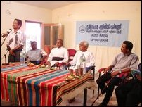 Journalism course in Kilinochchi
