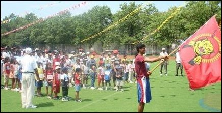 New York sports festival for children