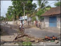 Jaffna incident