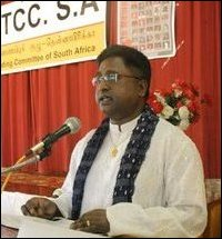 South African Tamils' prayer meeting