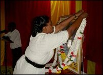 Remembered in Kilinochchi