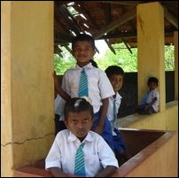 Jaffna children