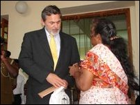 US delegation visits Jaffna