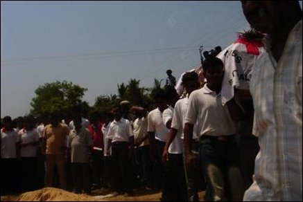 Slain Red Cross staffers laid to rest