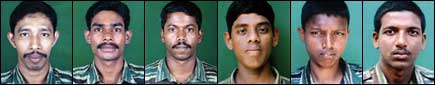 LTTE Political division cadres killed in SLAF bombardment together with S.P. Thamilchelvan