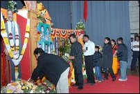 Switzerland Tamils pay tribute to Thamilchelvan