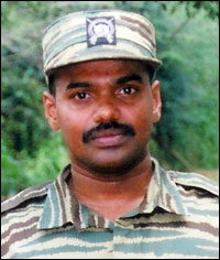 Col. Charles, Head of LTTE's MI