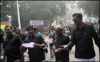 PDK marches towards Indian Parliament